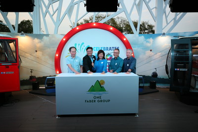 One Faber Group Celebrates 45 Years of Scenic Views with Singapore Cable Car by Rolling Out a Year-Long Calendar of Activities From 30 March.