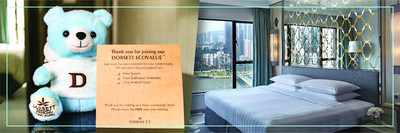 Love the Earth and the Next Generation through the Dorsett Ecovalue+ Program at Dorsett Wanchai