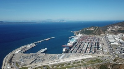 DHL Global Forwarding sets up Logistics Hub in Tanger Med 2