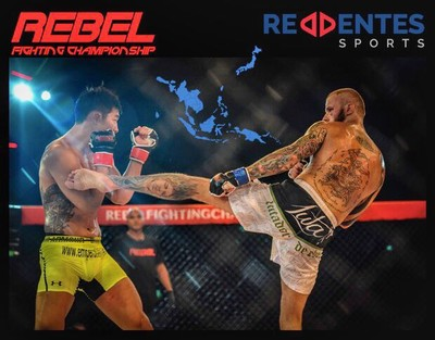 REBEL Fighting Championship Announces Media Deal with Reddentes Sports 1