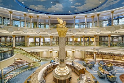 Costa Venezia, The Costa Cruises Ship Designed for The Asian Market, Made Her Maiden Call to Hong Kong 2