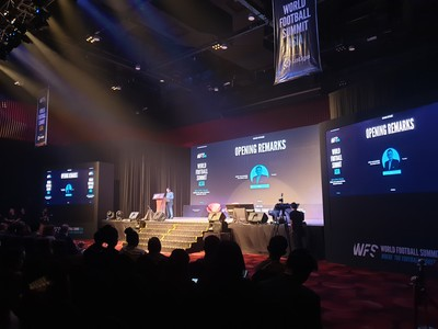 The First World Football Summit Asia Brings Together Over 2,000  Football Professionals from across the World 1