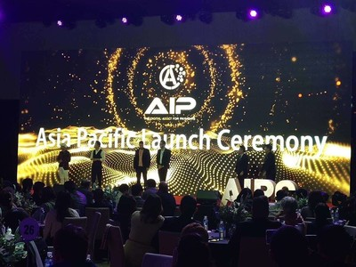 AIP launches public offering at Korean conference 1