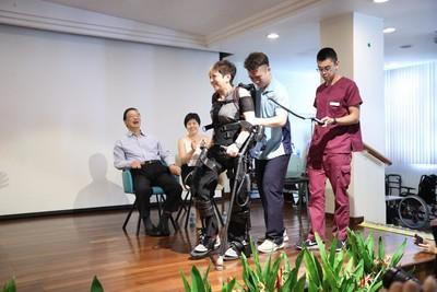 Ekso Bionics®' EksoGT Exoskeleton Adopted in Singapore for Groundbreaking Clinical Study 1