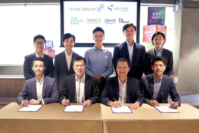 Stan Group is delighted to announce collaboration with Flow Entertainment and Liquefy 1