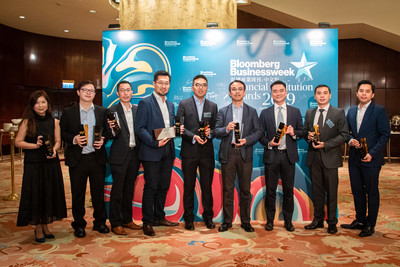 FWD Cleans up in Category with 11 Awards at Bloomberg Businessweek Financial Institution Awards 2019 2