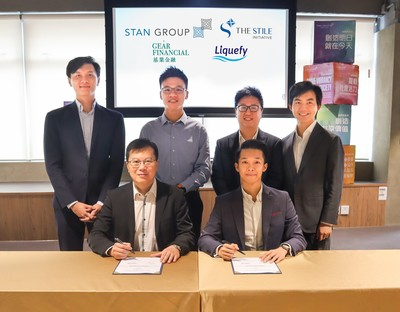 "Stan Group Announces Partnership with Liquefy to launch ""STAN by Hong Kong"" 1"