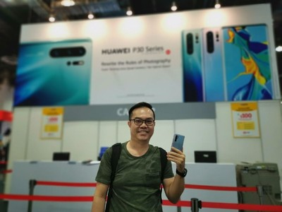 'I would still buy the phone in a heartbeat': Huawei continues to attract customers in Singapore against the odds 3