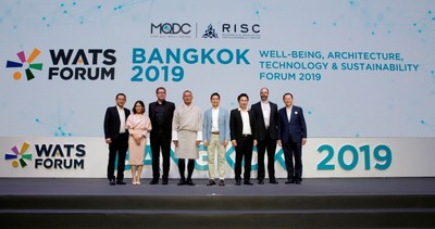 "World-Renowned Experts and Advocates Shared Their Views to Promote Well-Being and Sustainability at ""WATS Forum 2019"" Hosted by Research & Innovation for Sustainability Center (RISC) 1"