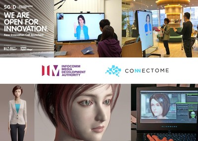 Connectome has put up two problem statements related to Human AI Assistant technology platform on the Open Innovation Platform (OIP), an initiative by IMDA (Info-communications Media Development Authority) 1