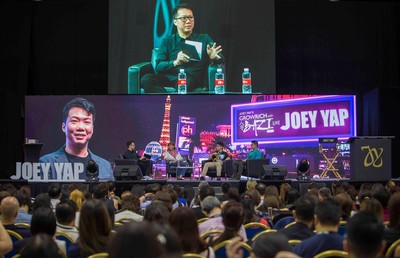 Joey Yap Enlightens 2,000 Participants From 48 Nations on How to Use their Birthdate to Escalate their Wealth, Career and Relationship 1