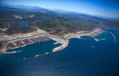 Tanger Med, First Port Capacity in the Mediterranean 1