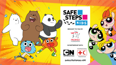 "New ""SAFE STEPS Kids"" Programme to Educate Young Children in Asia on Saving Lives During Emergencies 1"