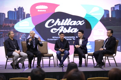 Chillax Asia 2019 Drives Entrepreneurship to New Levels in Singapore's Bakery Confectionary Sector
