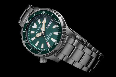 CITIZEN introduces the NY009 series 2