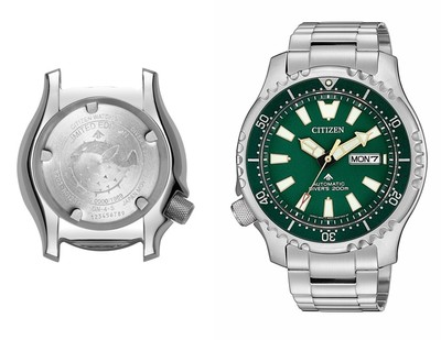 CITIZEN introduces the NY009 series 7