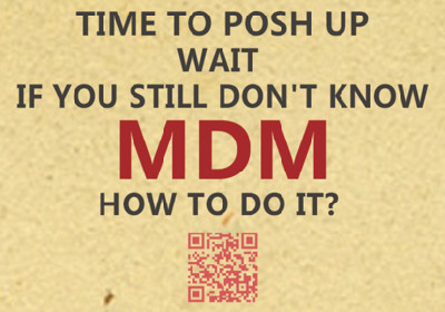 MDM, Decentralized Self-media Marketing Platform