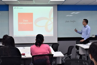 Global technology leaders work with NTUC LearningHub to help Singaporeans upskill for the digital age