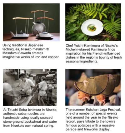 Tasting Kitchen (TK) Showcases the Year-round Appeal of Niseko