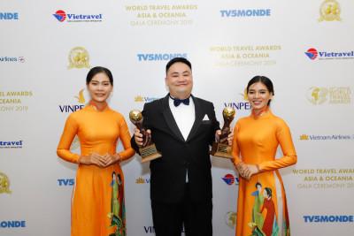 逸兰香港及吉隆坡两物业于2019世界旅游大奖再度获奖