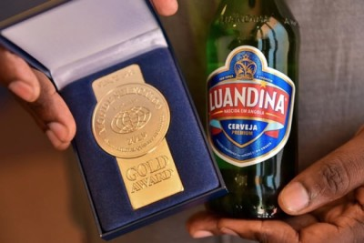 Luandina:风靡全球的安哥拉啤酒