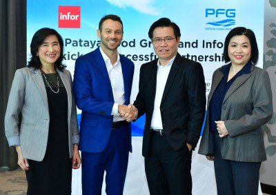 Pataya Food Group Drives Expansion in Global Markets with Infor