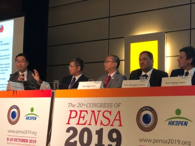 Medical Experts Highlight Nutrition Survey Data During 20th PENSA Congress 2019 in Hong Kong