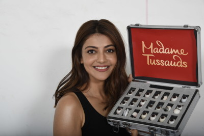 Kajal Aggarwal will star twice in Madame Tussauds Singapore - Brand Spur