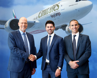 Emirates SkyCargo and Accuity Set New Standards in Global Trade Compliance - Brand Spur