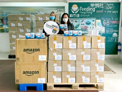 FrieslandCampina Hong Kong Donates 10,000 Surgical Masks and 4,000 Hand Sanitisers to Feeding Hong Kong - Brand Spur