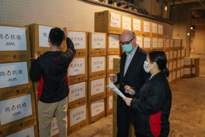Chinachem Group to Donate 200,000 Face Masks in Effort to Combat Coronavirus Pandemic Alongside Citizens - Brand Spur