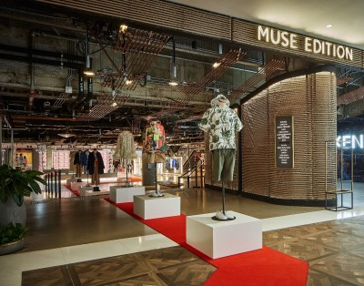 Fashion Destination K11 MUSEA MUSE EDITION Launches First-Ever Global Fashion Venture K11|ANTONIA - Brand Spur