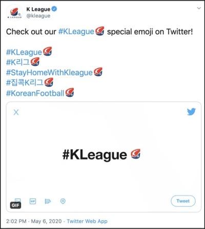 #KLeague Opening Match Worldwide LIVE streaming on Twitter - Brand Spur