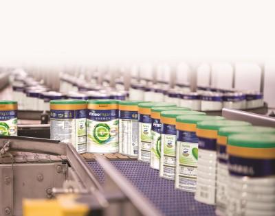 FrieslandCampina Launches New Organic Milk Formula Organic FRISO PRESTIGE® BIO in Hong Kong