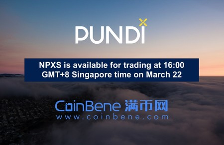 Pundi X gets listed on one of the largest cryptocurrency exchange platforms in Southeast Asia