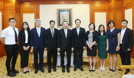Preliminary meeting on development of the National Productivity Master Plan for Vietnam