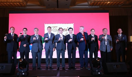 Chunghwa Post-hosted Taipei Night in Singapore Ends in Great Success