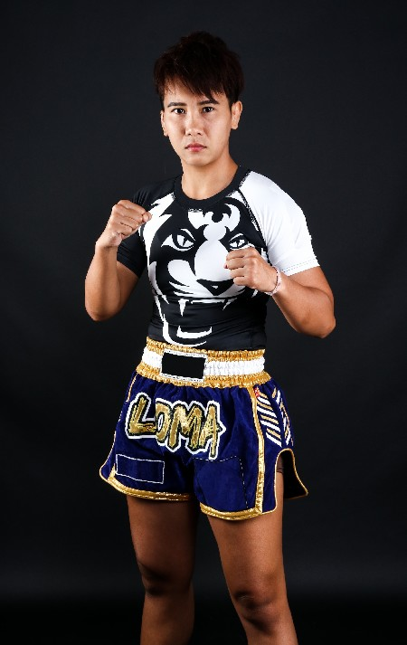 Loma Lookboonmee Becomes First Thai Athlete Signed to UFC, Debuts Versus Alexandra Albu At UFC Singapore