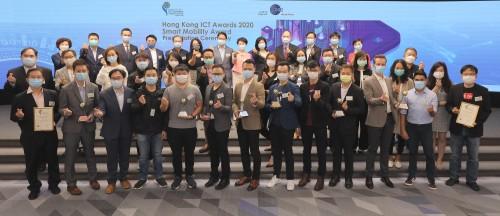 Hong Kong ICT Awards 2020 - Smart Mobility Award Winners Unveiled