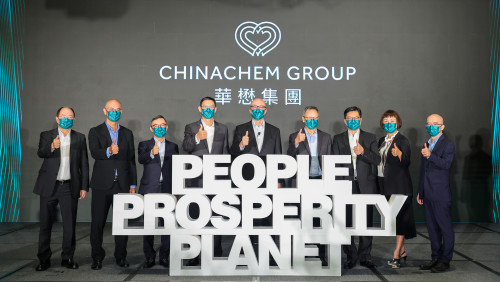 Chinachem Group Announces Brand Rejuvenation in Celebration of its 60th Anniversary: Launch of New Corporate Logo and Website