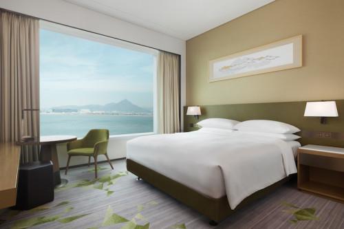 Sheraton Hong Kong Tung Chung Hotel Opens in Picturesque Lantau Island