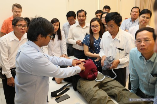 Safe Surgery 2020 Brings New Focus on Surgical Healthcare Services in Cambodia and the Region