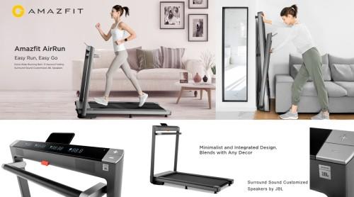 Amazfit introducing ZenBuds Smart Sleep Earbuds & AirRun Smart Foldable Treadmill into Singapore