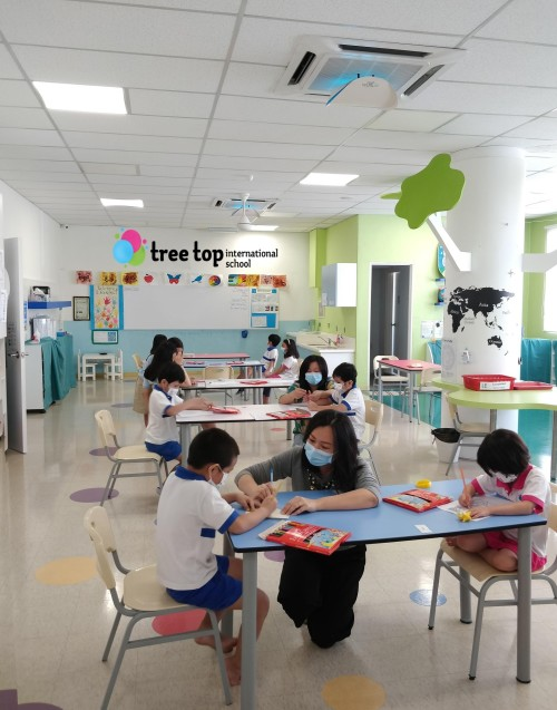 Treetop International School adopts Upper Air UVC to ensure safe indoor air