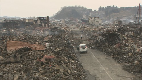 NHK WORLD-JAPAN menelusuri Mega-Tsunami