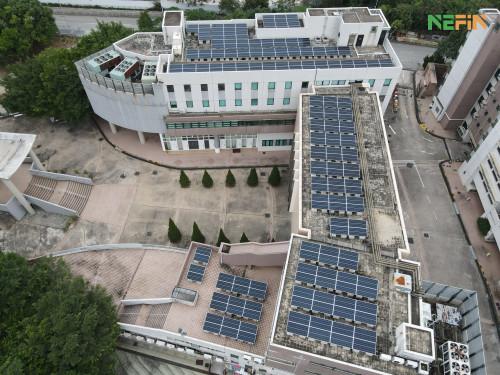 NEFIN與香港浸信會神學院合作為綠色校園實現碳中和目標