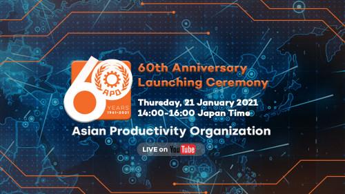 Asian Productivity Organization (APO) Commences Productivity Diamond Jubilee Launching Ceremony