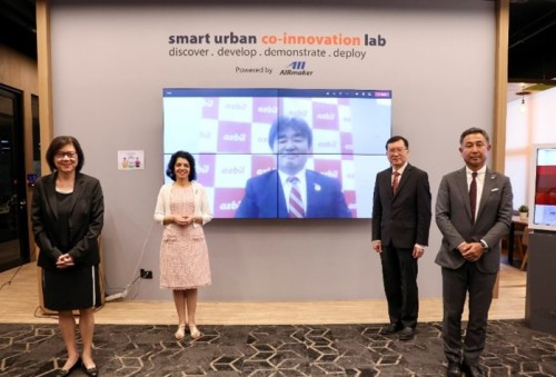 Azbil to Advance Building Automation Solutions with the Smart Urban Co-Innovation Lab Led by CapitaLand