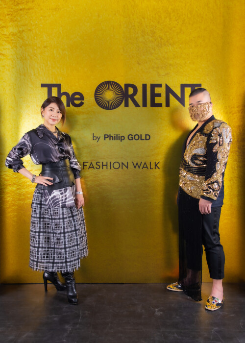 Fashion Walk and Asian GOLD Presents: Kingston Culture and Creativity Zone – THE ORIENT