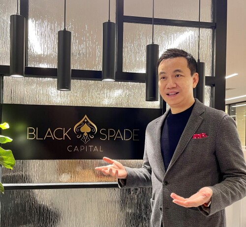 Black Spade Capital Aims to Build an SPAC-themed Portfolio